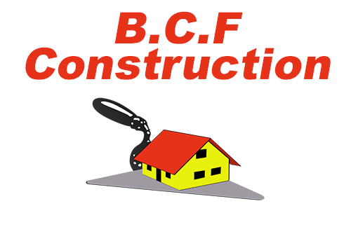 Logo B.C.F Construction